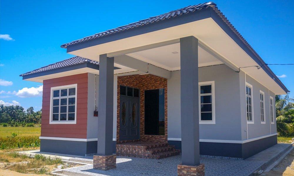 Buat Rumah Atas Tanah Sendiri Kelantan