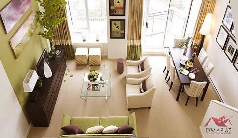 10 Tips Hiasan Ruang Tamu Supaya Nampak Moden Cantik Elegan D Maras Development
